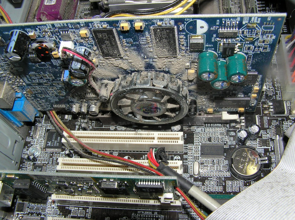 čištění PC karlovy Vary